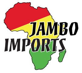 Jambo Imports - The Jambo Cafe Cookbook
