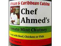 Chef Ahmed's Tomato Mint Chutney