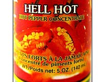 Hell Hot Concentrate